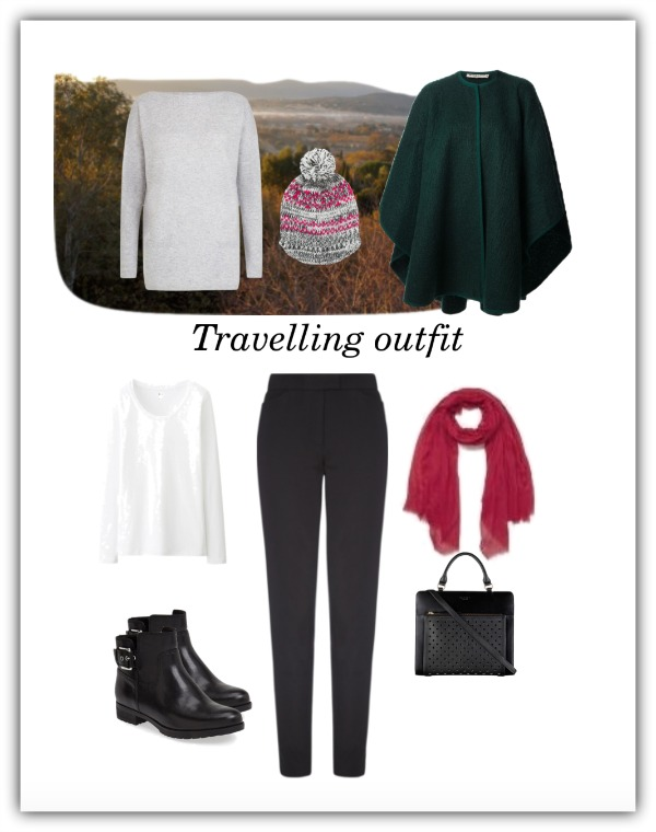 Travelling outfit