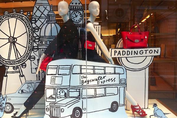 BS Paddington bus Mulberry 086