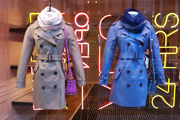 BS trench coats Coach 088
