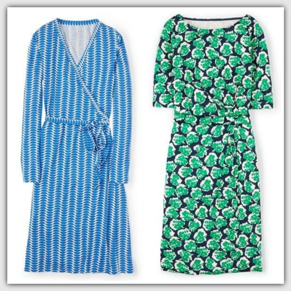 Dresses with sleeves by Boden