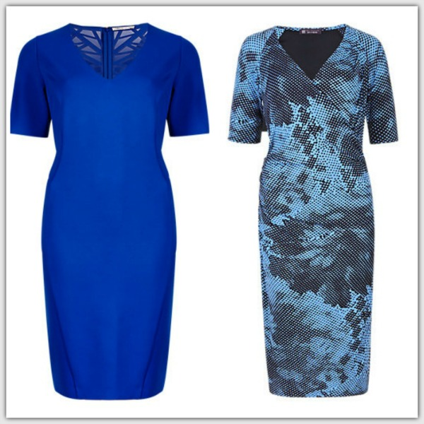 Fashion advice for 40+ women - special occasion dresses with sleeves