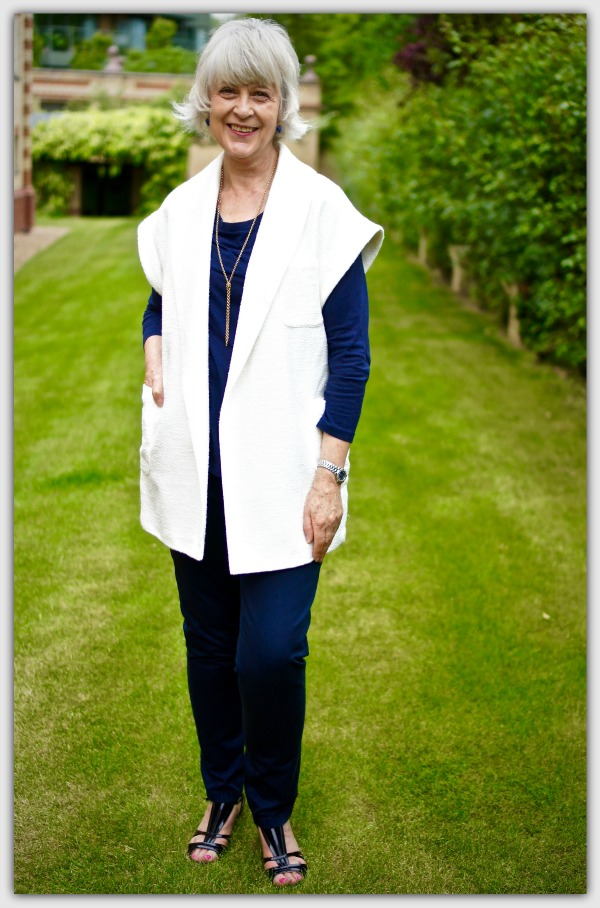 "How to adapt the ""kimono jacket"" trend"