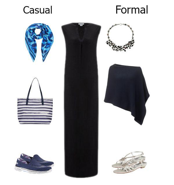 Capsule holiday wardrobe