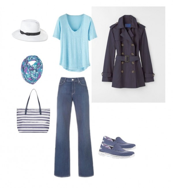 What to pack for British summer holidays.
