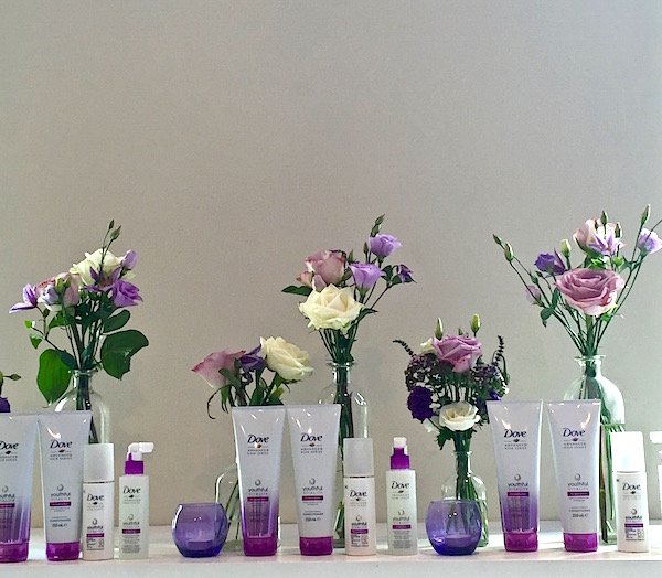 Youthful vitality hair care