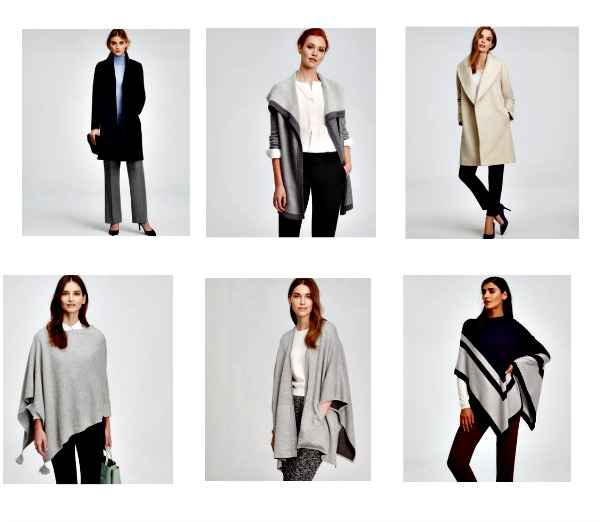 Ann Taylor coats and knitwear on sale